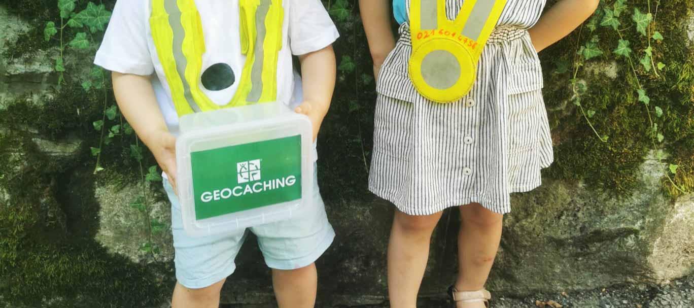 Le Geocaching, c'est quoi?